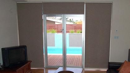 Indoor Holland Roller Blinds Adelaide